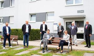 """VBW: Modernisierungsoffensive  """"Besser Wohnen – Zu Hause im Quartier"""""""