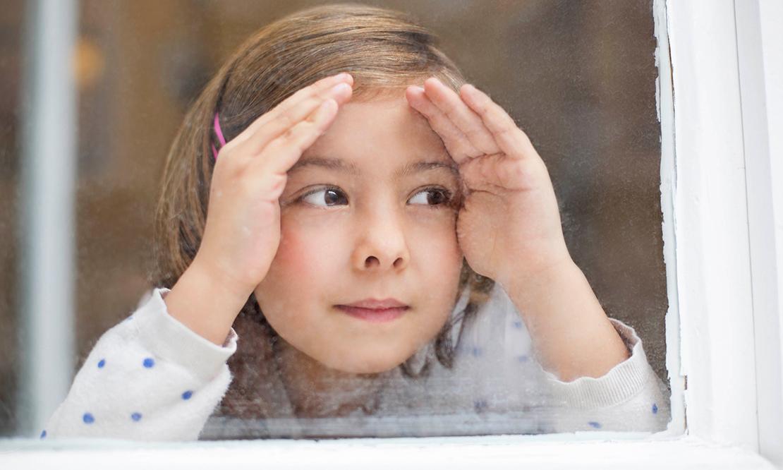 Auch für das junge und neugierige Mädchen ist unser ShowRoom sehr interessant