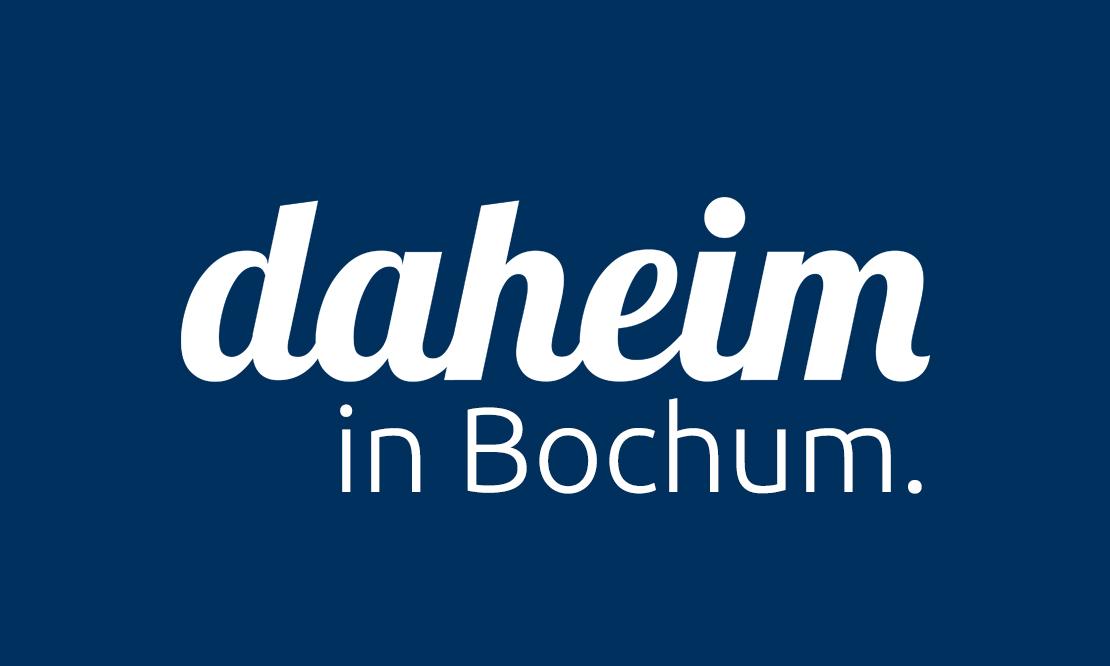 daheim in Bochum. Wo sonst?